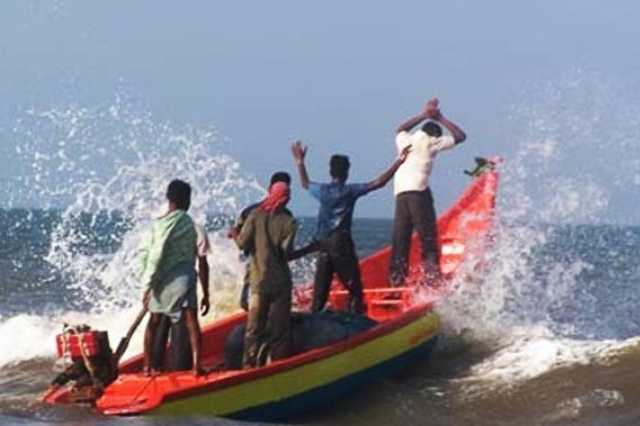 தமிழகத்தை சேர்ந்த மீனவர்கள் 5 பேருக்கு அக்டோபர் 3ஆம் தேதி வரை நீதிமன்ற காவல்