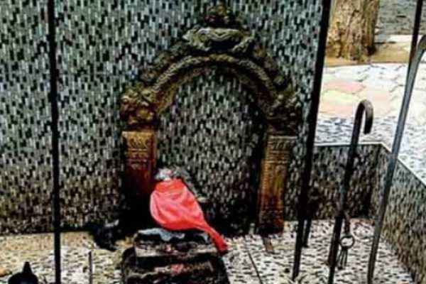 சிலை உடைப்பு விவகாரம்: ஒருவர் கைது