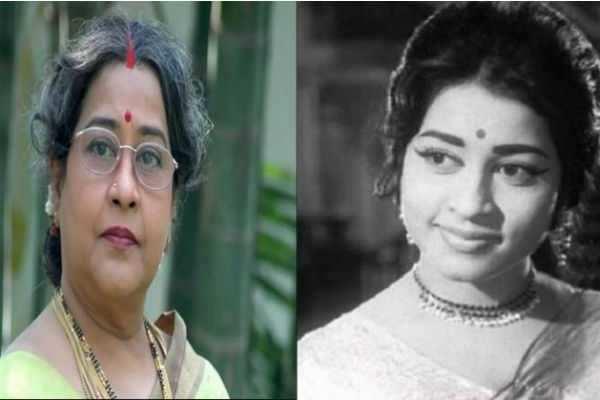 பிரபல நடிகை கீதாஞ்சலி மாரடைப்பால் மரணம்!