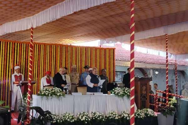 கோவா ஆளுநராக பதவியேற்றார் சத்தியபால் மாலிக்!
