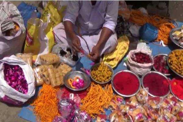 ஆடிப்பெருக்கு: கும்பகோணத்தில் களைகட்டும் வியாபாரம்
